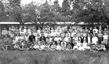 Whole School Photograph 1939 -40