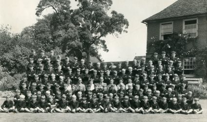 Whole School Photograph 1948