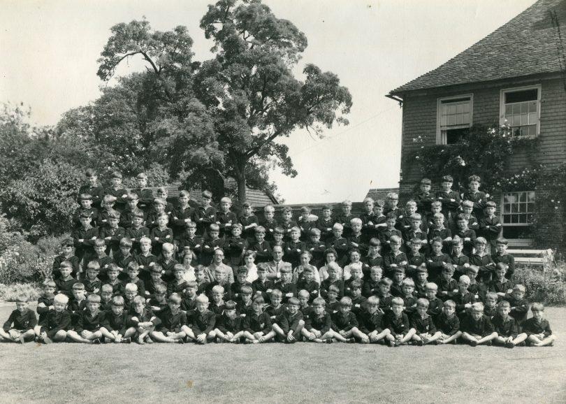 Whole School Photograph
