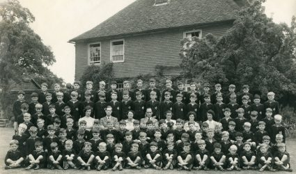 Whole School Photograph 1949
