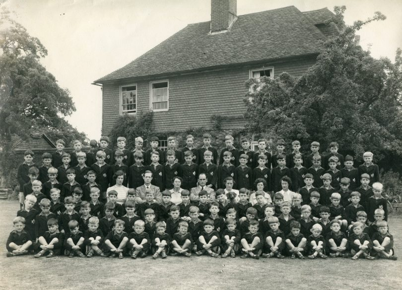Whole School Photograph