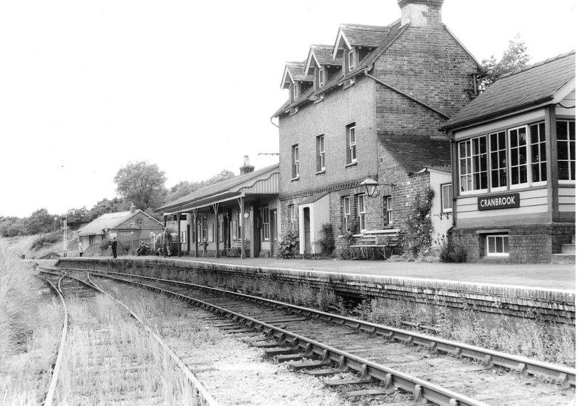 Cranbrook Train Station