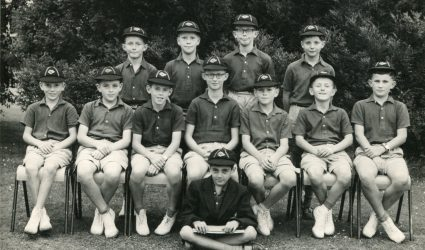 Sports Team Photo 1964