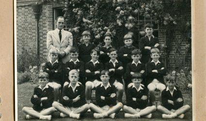 Football Team 1947