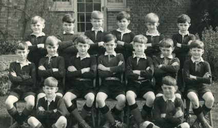 Sports Team Photograph of either Football or Rugby
