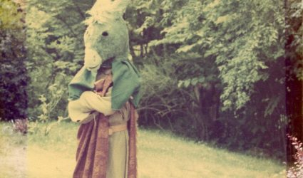 Photograph from the play A Midsummer Night's Dream
