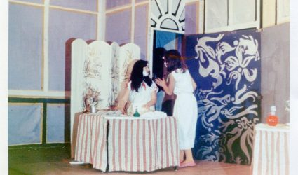 Photograph from the play Death to the Prince