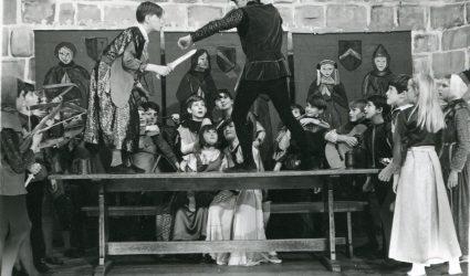 The Beggar Boy Earl Crowd Scene