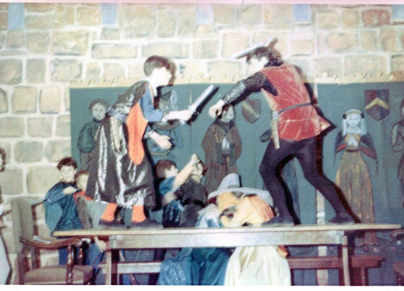 1969 Play The Beggar Boy Earl