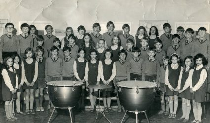 Choir Photograph