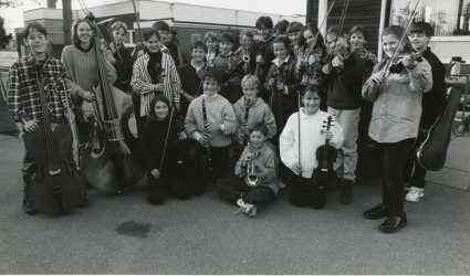 Dulwich Group for the Prep Schools Orchestra 1994