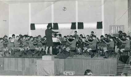 Orchestra on Stage 1968