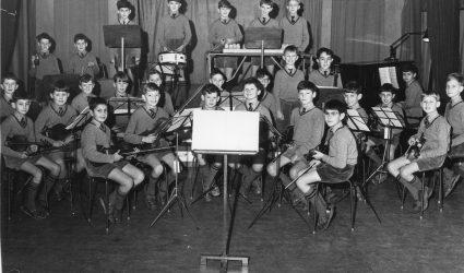 School Orchestra 1965
