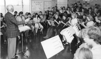 School Orchestra 1982