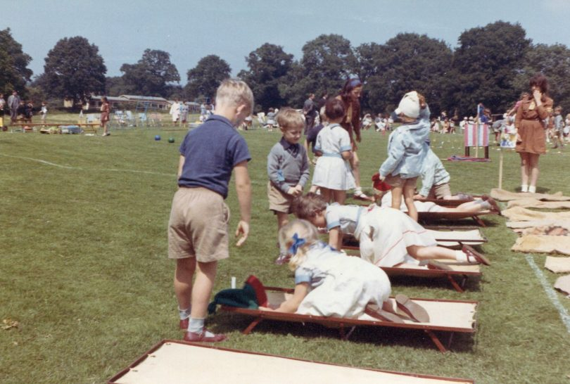 Nash House Sports Day 1966
