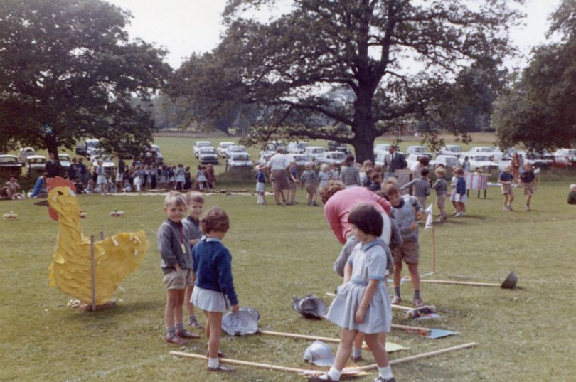 Sports Day for Nash House 1966