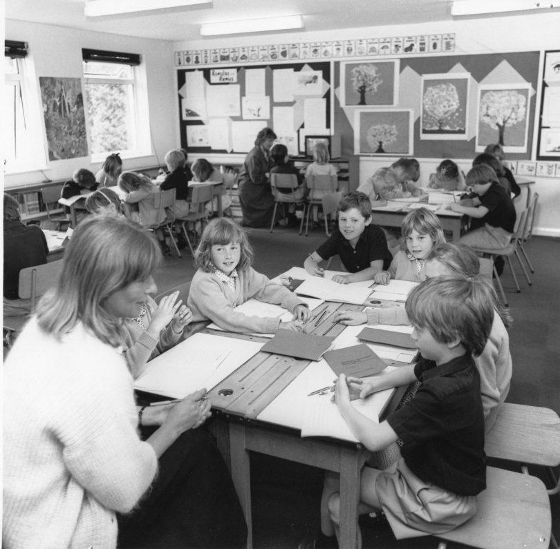 A Class in Lower School