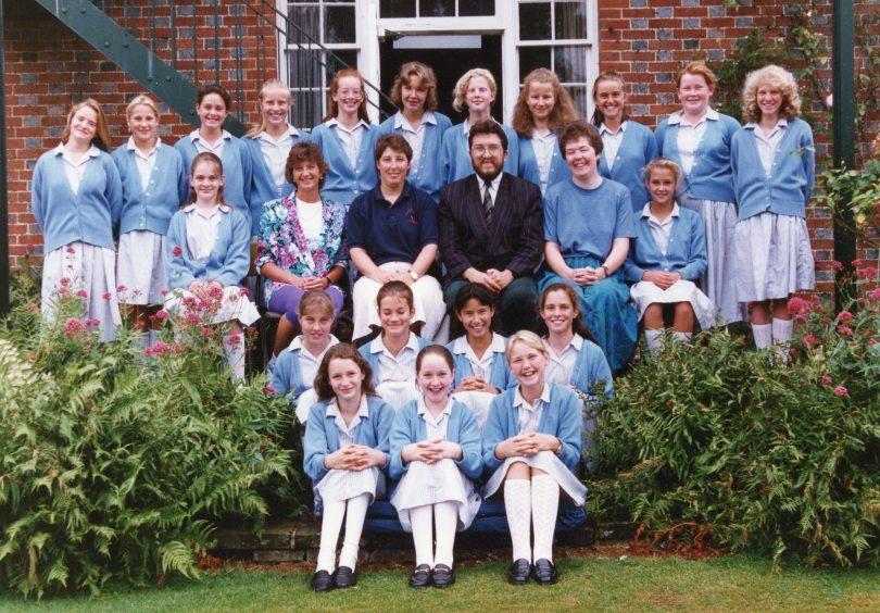 Girls Boarding House