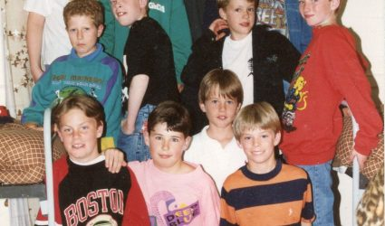 Boys Boarding House 1990
