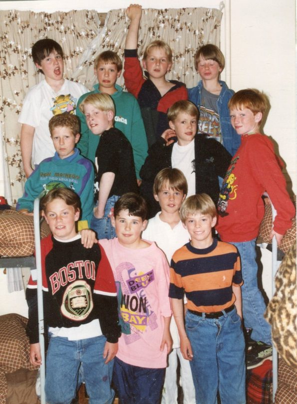 Boys Boarding House 1990