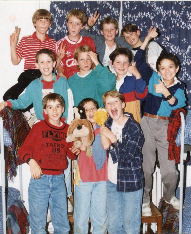 Boys Boarding House