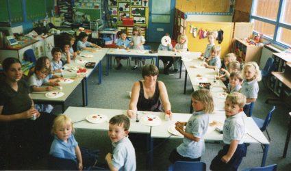 Nash House Nursery Class 1998