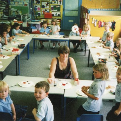 Nash House Nursery Class 1998 - Dulwich Prep Cranbrook
