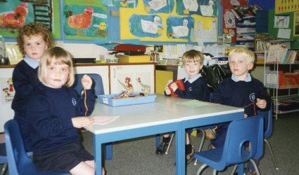 Nursery Classroom 1997
