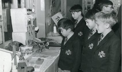 Hobbies exhibition 1968