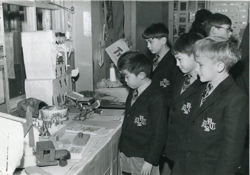 Hobbies exhibition 1968