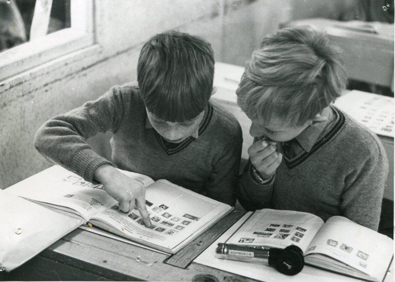 Stamp Club 1965