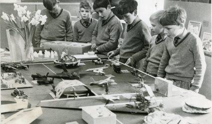 Hobbies Day 1964