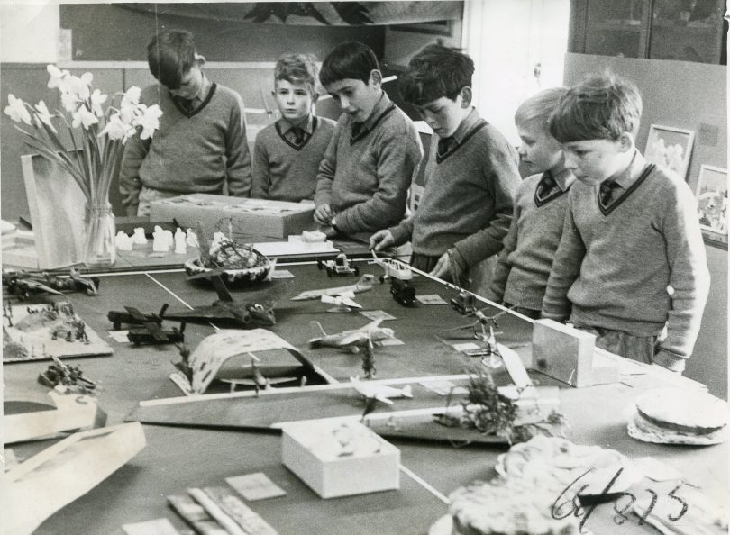 Hobbies Day 1964