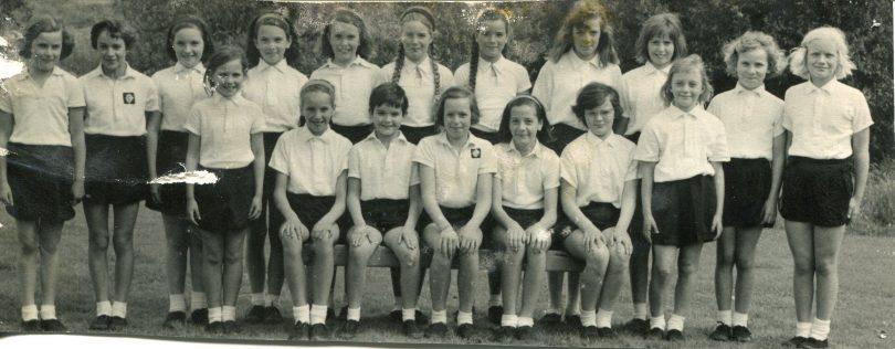Girls Sports Team