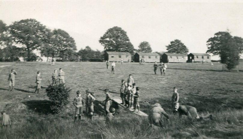 Munich Camp Trial 1938