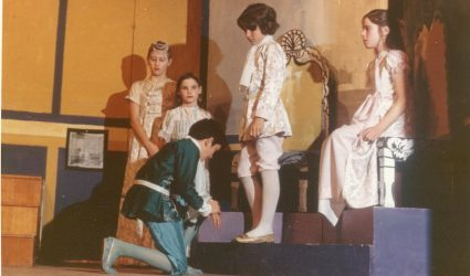 1972 Play - Death to a Prince or The Truth about Cinderella