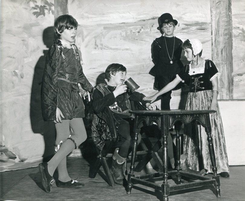 Production of Twelfth Night 1970