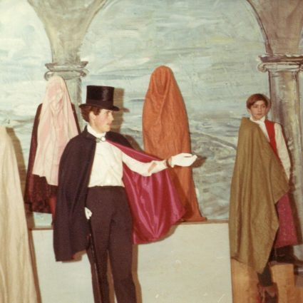 Production of Twelfth Night 1970