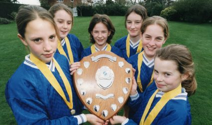 National Prep Schools Champions 1998