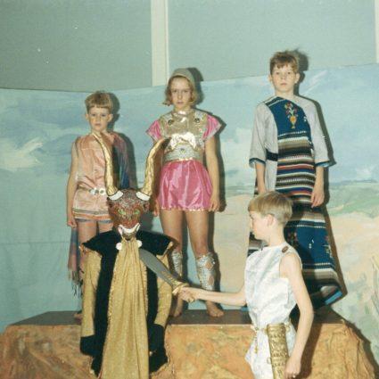 Production of Theseus 1968