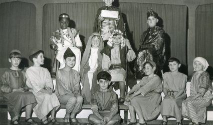 Nativity Play 1965