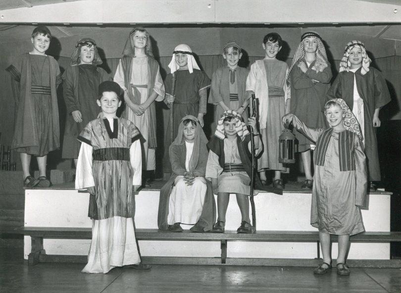 Nativity Play 1965