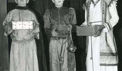 The Three Wise Men - Nativity Play 1964
