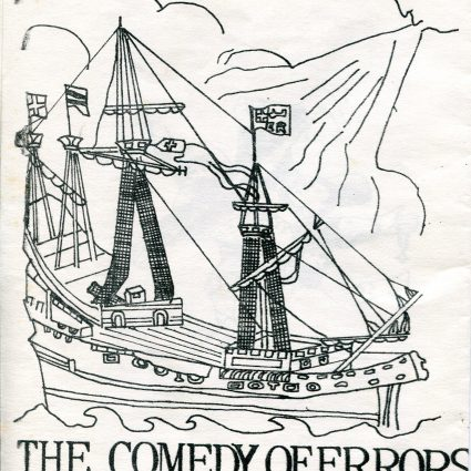 The Comedy of Errors Programme