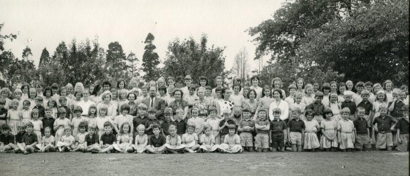 Little Stream School Photograph