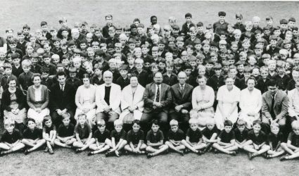 Coursehorn Formal School Photograph