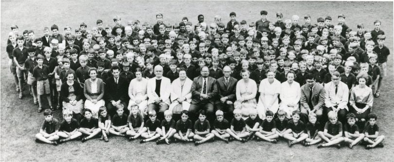 Coursehorn School Photograph