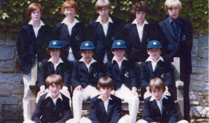 Cricket Team 1979