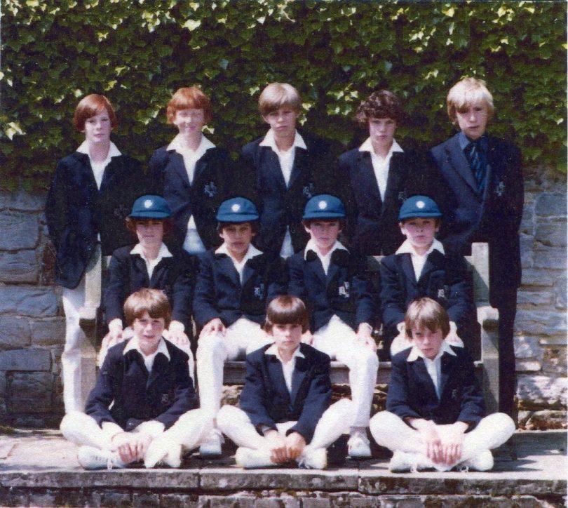 Cricket Team 1979