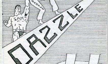 A Programme for the Performance of Dazzle.